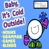 Baby It's COLD Outside! ELA Winter Centers
