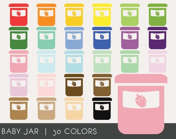 Baby Jar Digital Clipart, Baby Jar Graphics, Baby Jar PNG,