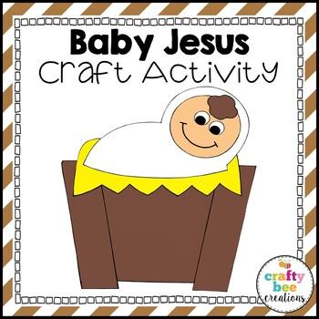 Baby Jesus Craft