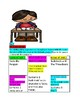 Baby Literary Booklet/Immersion Week and Recipe Card