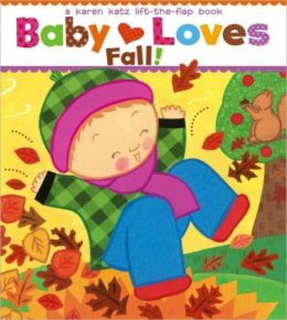Baby Loves Fall - Story Visuals [speech therapy and autism]