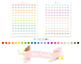 Baby Mobile Printable Planner Stickers