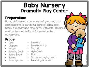 Baby Dramatic Play
