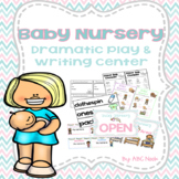 Baby Nursery Dramatic Play and Writing Center