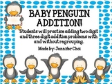 Baby Penguin Addition