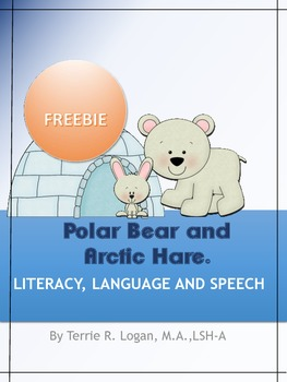 Baby Polar Bear and the Arctic Hare - FREEBIE