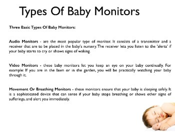 Baby Proofing PowerPoint