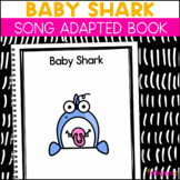 Baby Shark: Adapted Book for Students with Autism & Special Needs