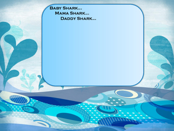 Baby Shark Camp Song-  Pdf