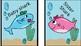 Baby Shark Partner Cards/ Pairing Cards