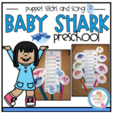 Baby Shark Puppet Sticks and More