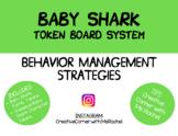 Baby Shark Token Board System with Tokens - Behavior Manag