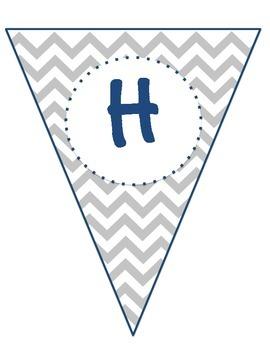 Baby Shower Banner (boy)