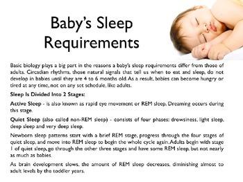 Baby Sleep PowerPoint