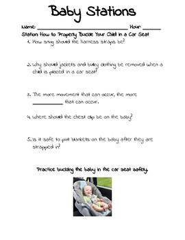 Baby Stations-Child Development/FACS