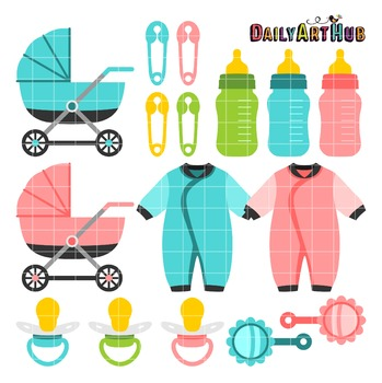 Baby product. Stuff clip art great
