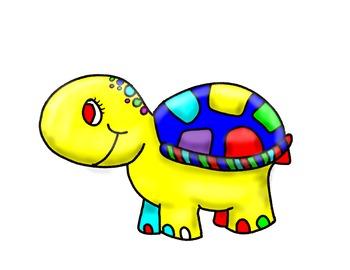 Baby Turtle Clip Art