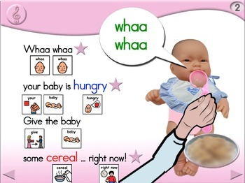 Baby What's Wrong? Animated Step-by-Step Song - PCS