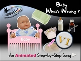 Baby What's Wrong? - Animated Step-by-Step Song - VI