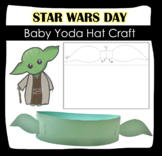 Baby Yoda Hat May the 4th Star Wars Craft
