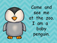 Baby Zoo Animals- Nonfiction Shared Reading- Level B Kindergarten