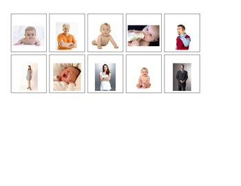 Baby/Adult Sorting