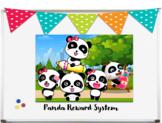 Babybus Panda Reward system /VIPKIDS / Gogokid/ Dada/ Qkid