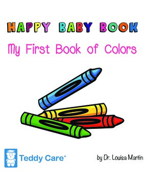 Baby's First Book of Colors - eBook