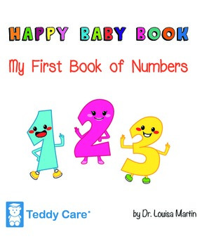 Baby's First Book of Numbers- eBook