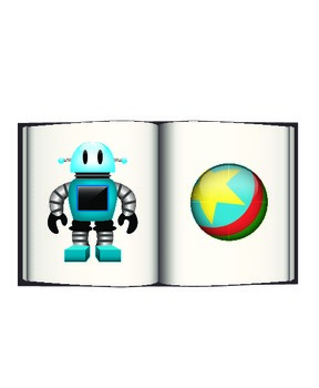 Baby's First Book of Toys - eBook