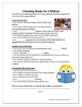 Babysitting & Home Alone Safety Packet