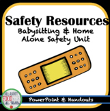 Babysitting & Home Alone Safety Packet Resource