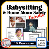 Babysitting & Home Alone Safety Bundle