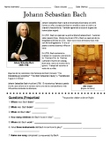 Bach ELL Worksheet