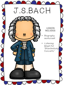 Bach Listening Glyph and Biography