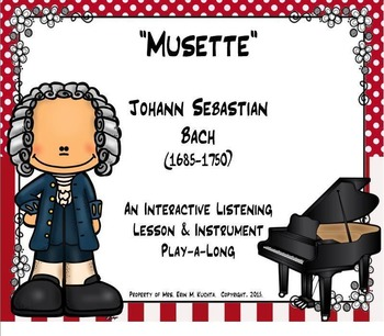 Bach - Musette: Listening Lesson & Instrument Play-a-Long