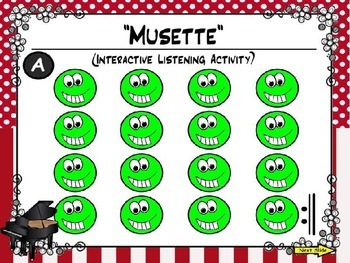 Bach - Musette Listening Lesson: SAMPLER FREEBIE (PPT Ed.)