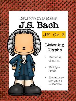 Bach Musette in D major listening glyphs JK- Gr. 2
