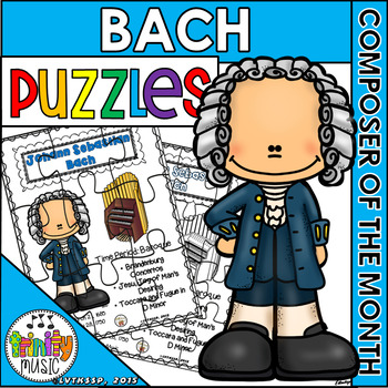 Bach Puzzles (Composer of the Month)