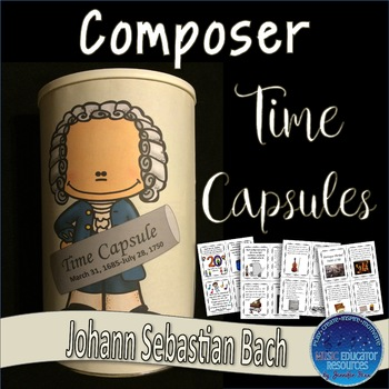 Composer Time Capsule: Bach