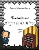 Bach's Toccata & Fugue D Minor-Listening Glyph (Art Music Lesson) - Spooky Music