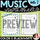 Bach to the Basics 2: MORE Review Sheets for Elementary Music Students