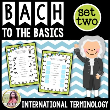 Bach to the Basics 2 {UK Version}: MORE Review Sheets for Elementary Students