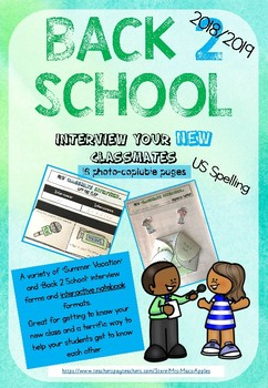 Back 2 School Interview Package (USA) for Students