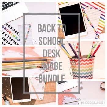 Back 2 School Styled Desk Bundle