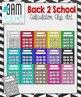 Back 2 School Supplies: Ultimate Mega Bundle!!!