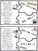Back-2-School Two-Step Word Problems