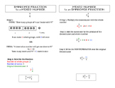 Back & Forth: Mixed Numbers and Improper Fractions