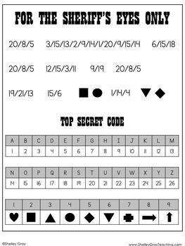 Back In Time to the Old West | Escape Room | Addition/Subtraction Within 100