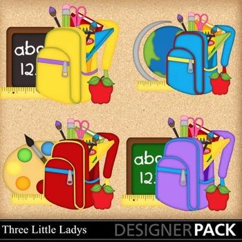 Back Packs 2